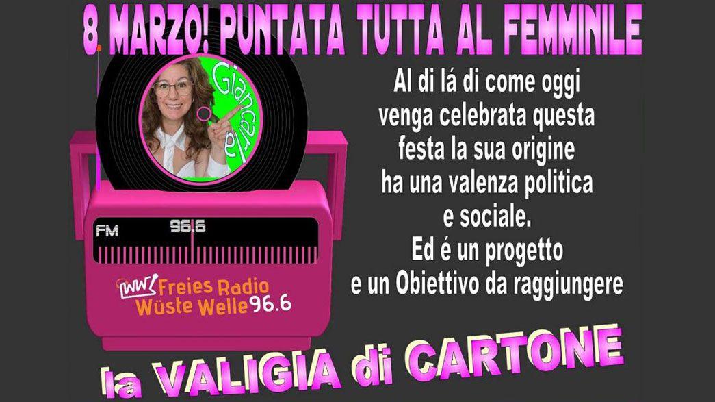 Festa della donna in Radio