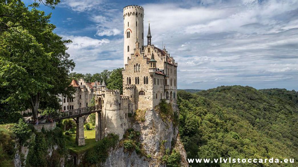 Castello di Lichtenstein Vivistoccarda
