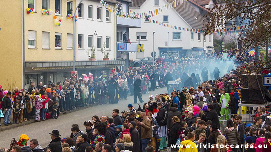 Carnevale di Wernau Vivistoccarda