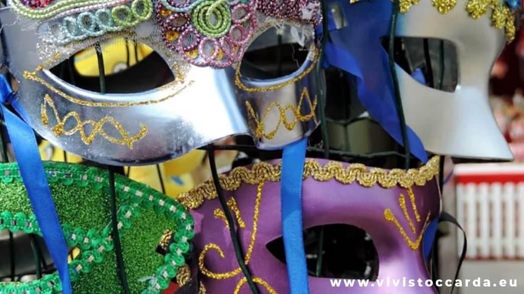 Festa di carnevale in maschera vivistoccarda