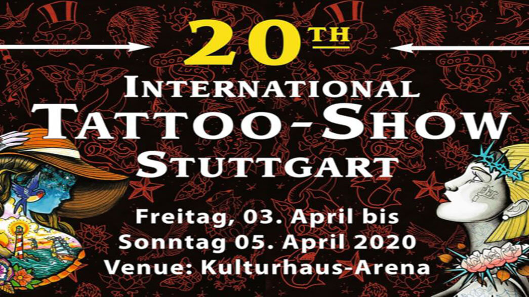 Internationale TattooShow Stuttgart 2020