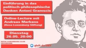 Introduzione al pensiero politico e filosofico di Antonio Gramsci