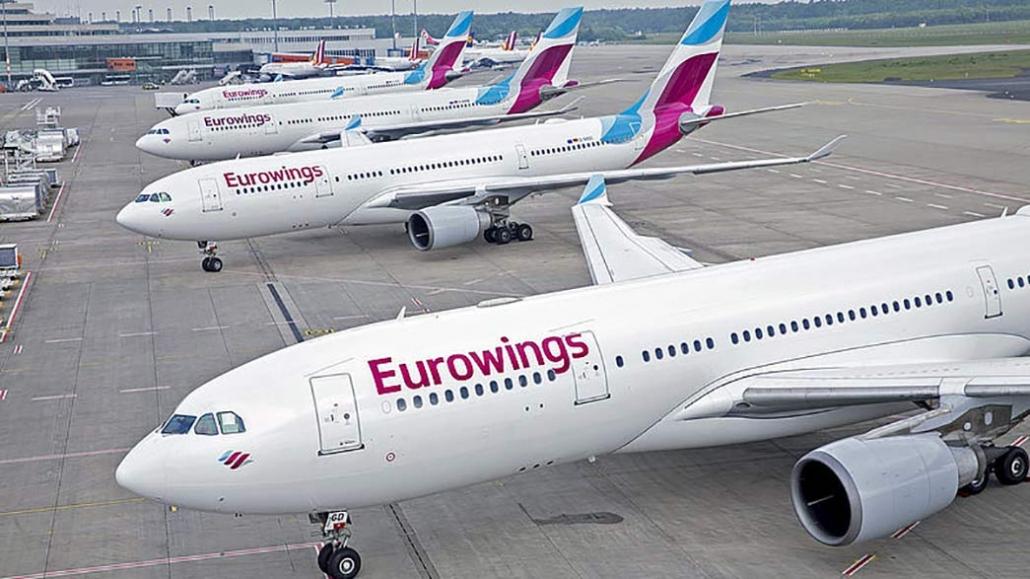 Eurowings prossima al fallimento?