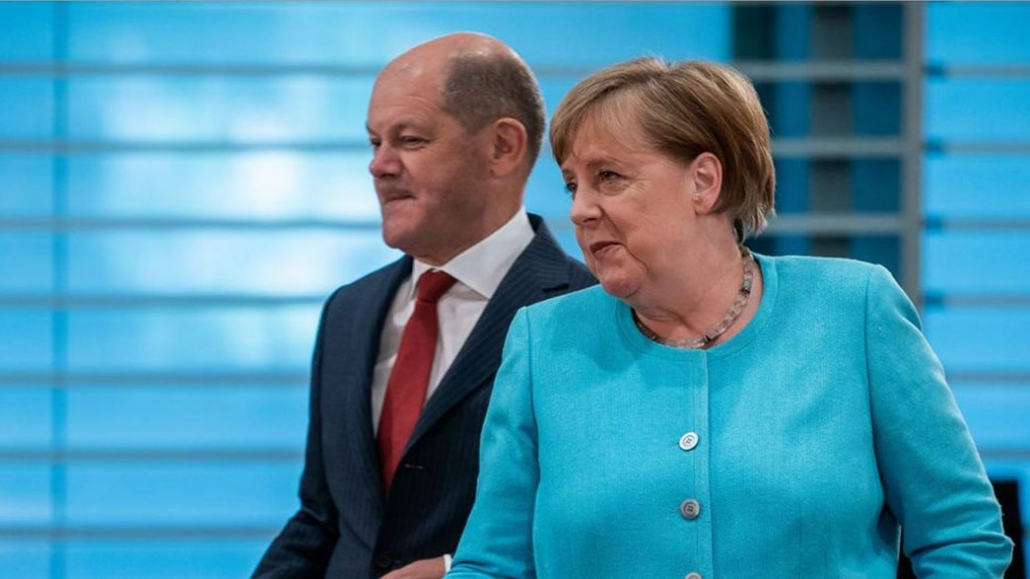 Germania: Uscire dalla crisi con il botto