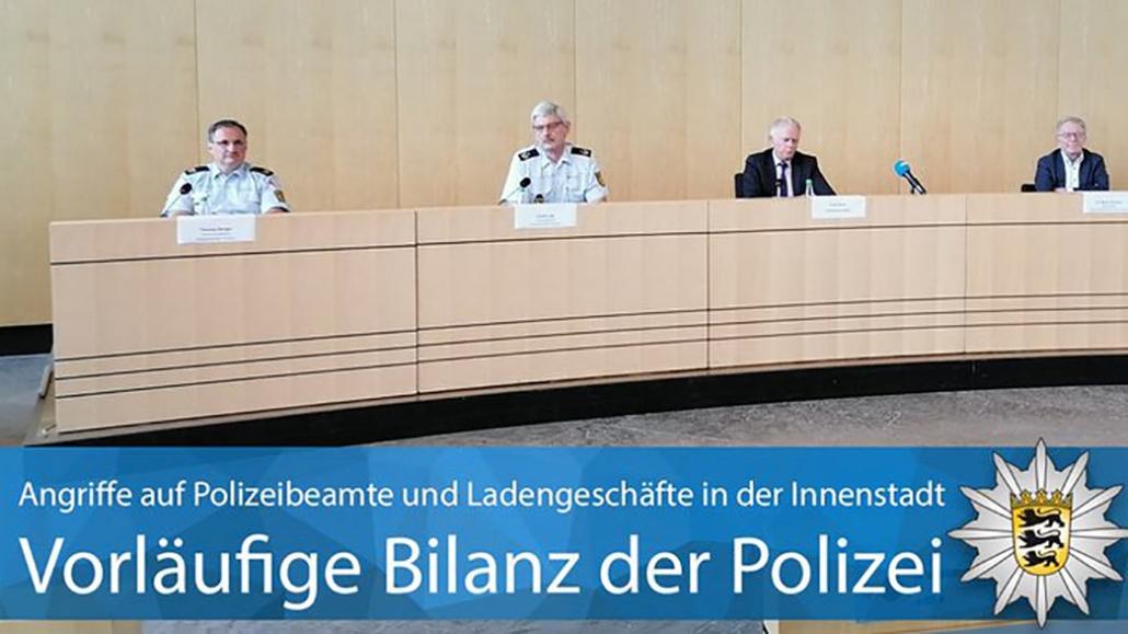 La rassegna stampa della Polizia di Stoccarda