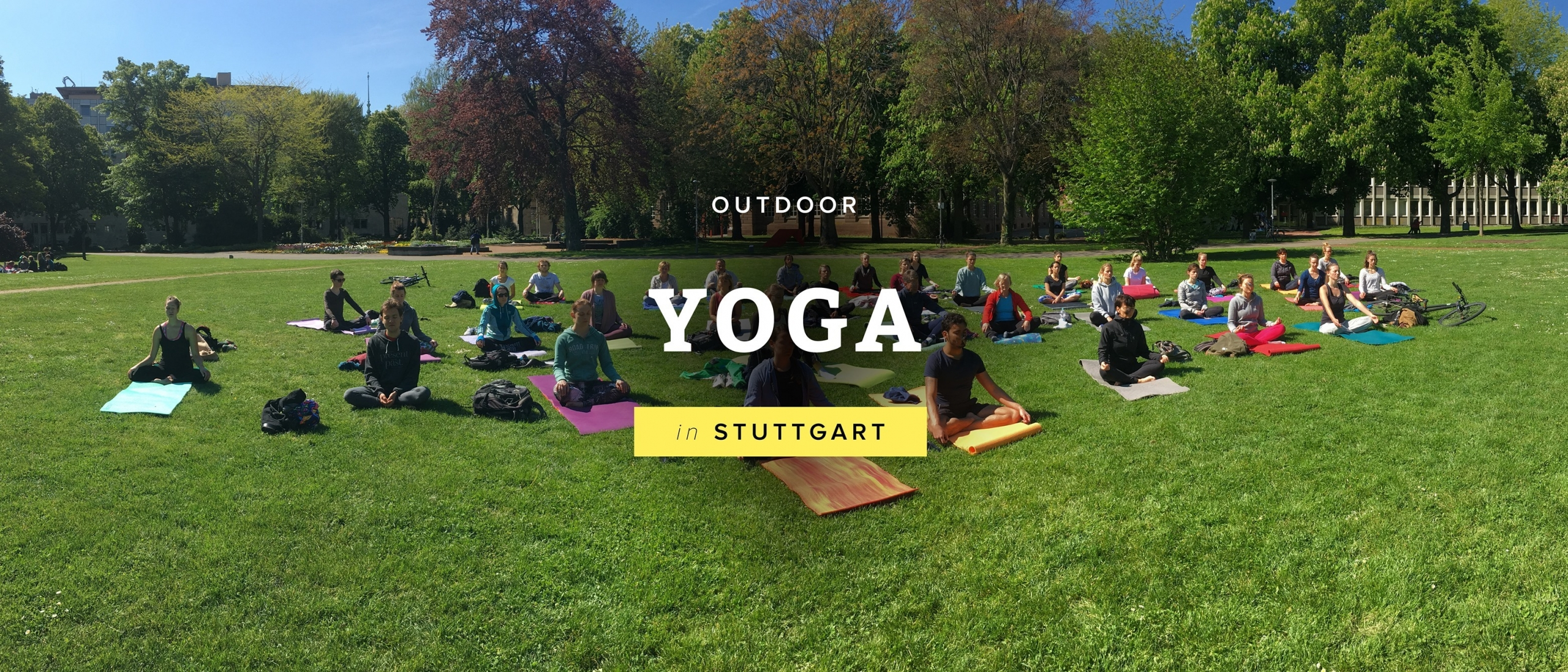 Outdoor Yoga Stoccarda