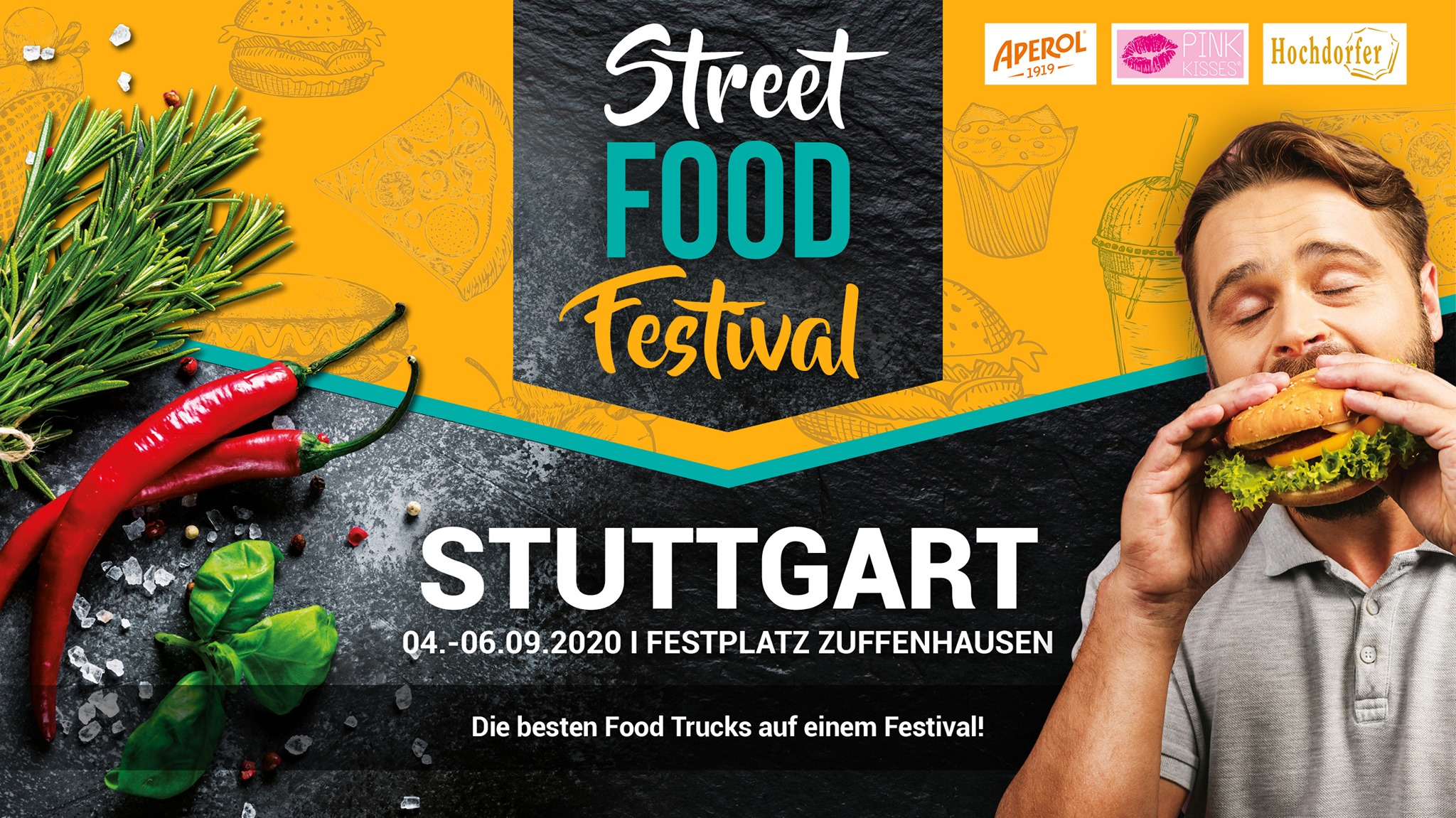 Street Food Festival Stoccarda 2020