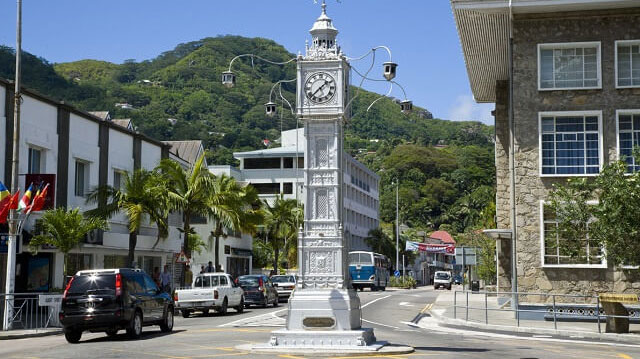 Seychelles Eden dell'Oceano Indiano Victoria Clock Tower