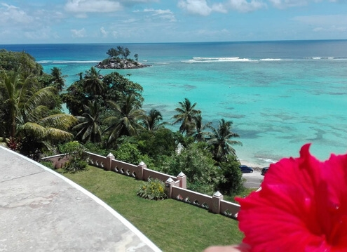 Seychelles Eden dell'Oceano Indiano Anse Royale Mahé