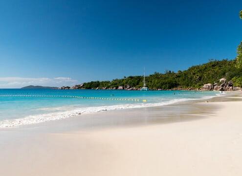 Seychelles Eden dell'Oceano Indiano Anse Lazio Praslin