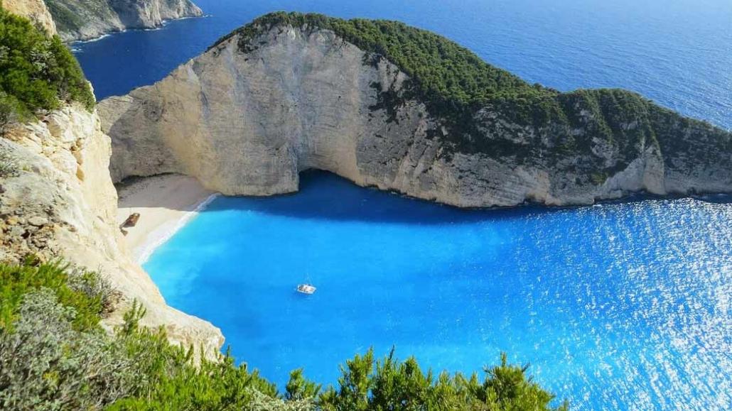 5 bellissime spiagge greche che forse non conosci