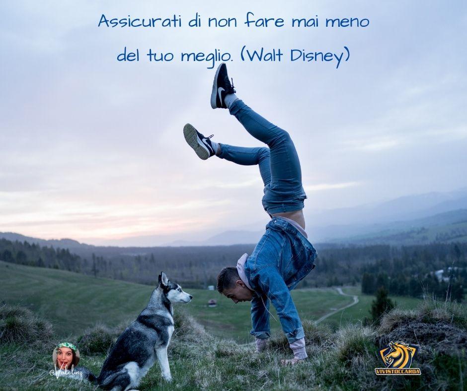 La frase di Walt Disney