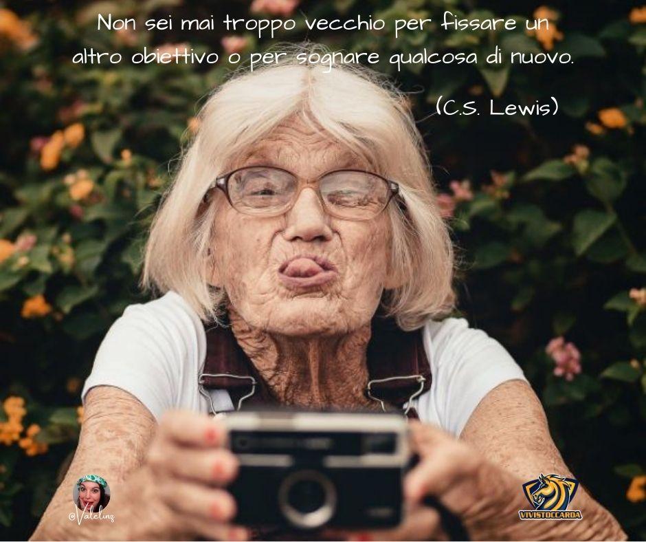 La frase di C S Lewis