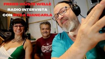 Radio intervista con Dite & Giancarla