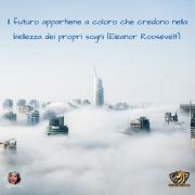 La frase di Eleonore Roosvelt