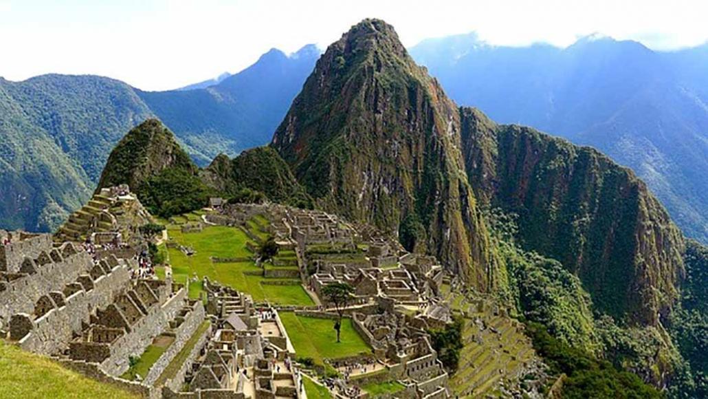 Perù Machu Pichu
