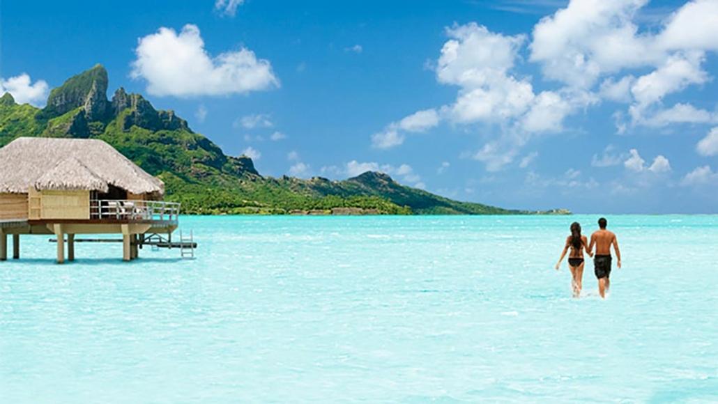 Bora Bora l'isola del romanticismo