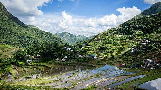Filippine il luogo in cui l'Asia sorride