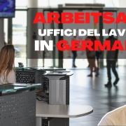 Arbeitsamt ufficio del lavoro in Germania