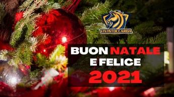 Buon Natale e felice 2021