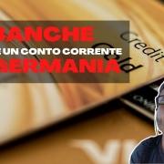 Banca in Germania aprire un conto corrente