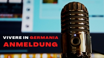 Anmeldung in Germania podcast