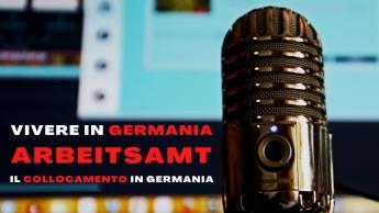 Arbeitsamt il collocamento in Germania