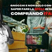Saper fare la spesa in Germania comprando italiano