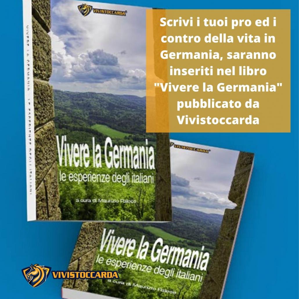 Scrivi per Ebook Vivere in Germania