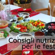 SOS Consigli Nutrizionali per le feste