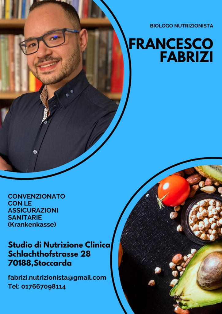 Biologo Nutrizionista Francesco Fabrizi