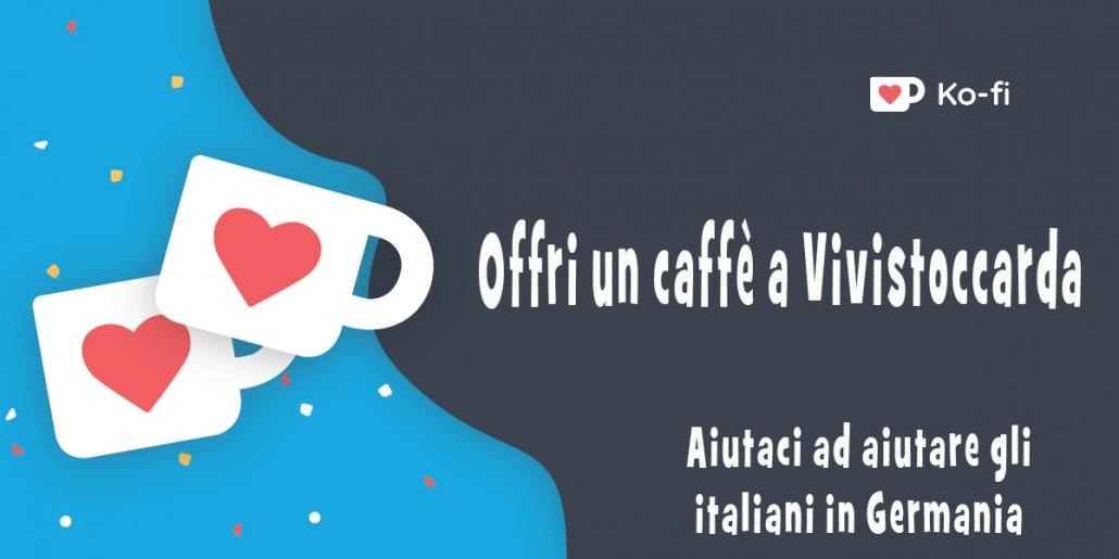 Offrici un caffè con Ko-Fi