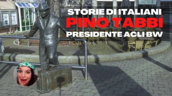 Pino Tabbì da emigrante a Presidente delle ACLI